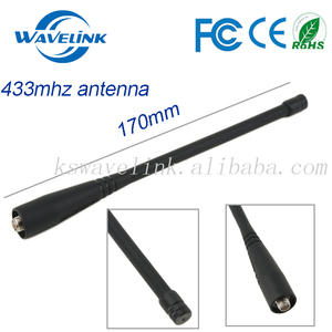 Handheld Walkie Talkie Antenna VHF UHF Dual Band 144MHz/430MHz Antenna With SMA/BNC/TNC Connector