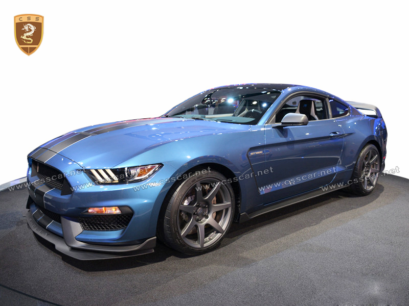 Ford Mustang Body Kit Idees D Image De Voiture