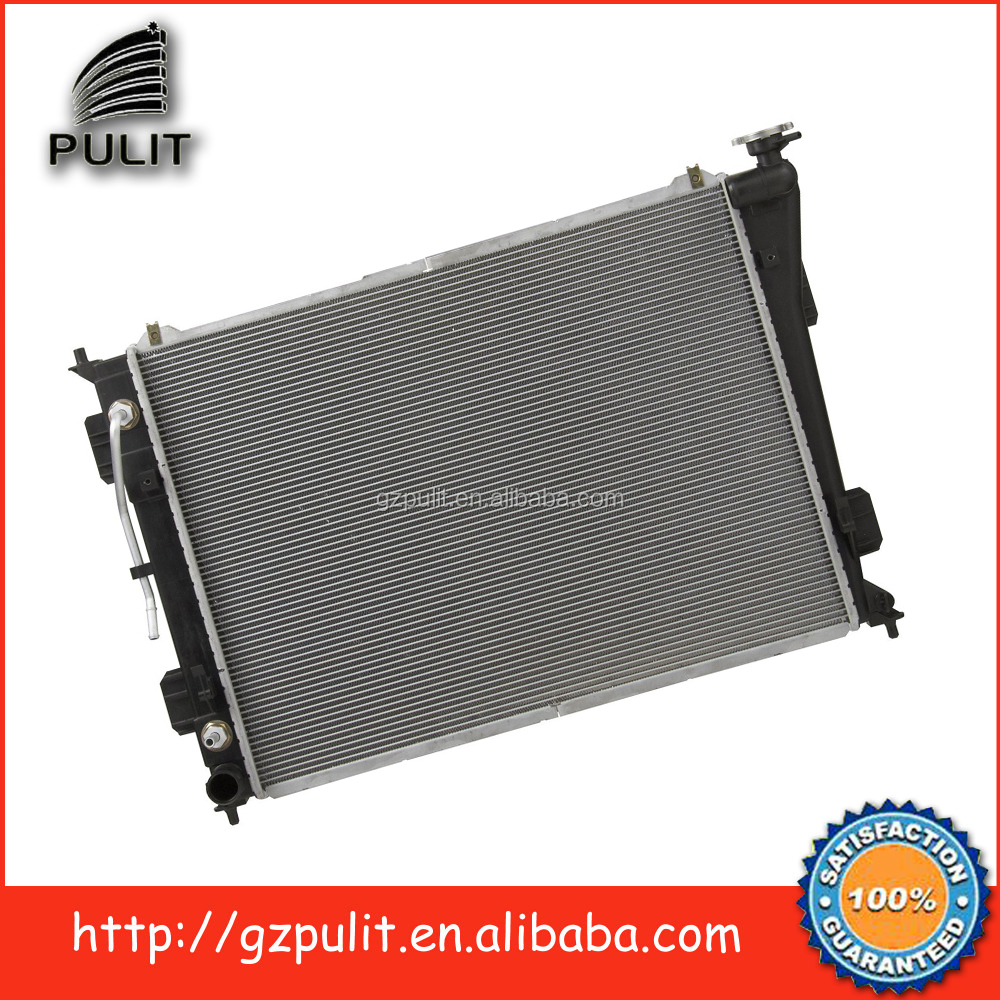 Car radiator and auto radiator for 2011 HYUNDAI TUCSON GL - 2.0 liter L4 Hyundai Tucson radiator 25310-2S550