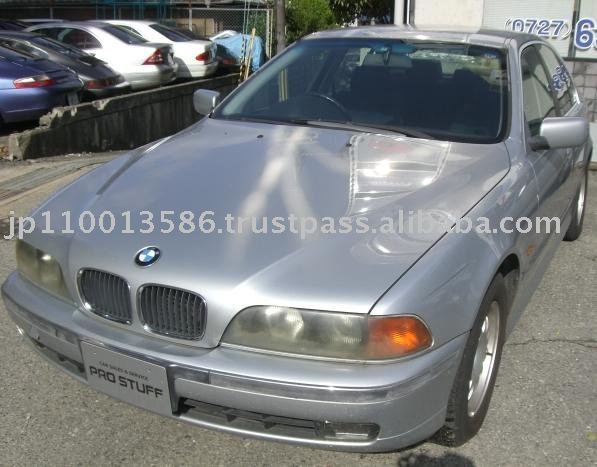 1997 BMW 5 Series 525i second hand car E-DD25