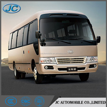 Brand new 22 - 26 seats toyota Coaster mini bus for sale with air conditioner