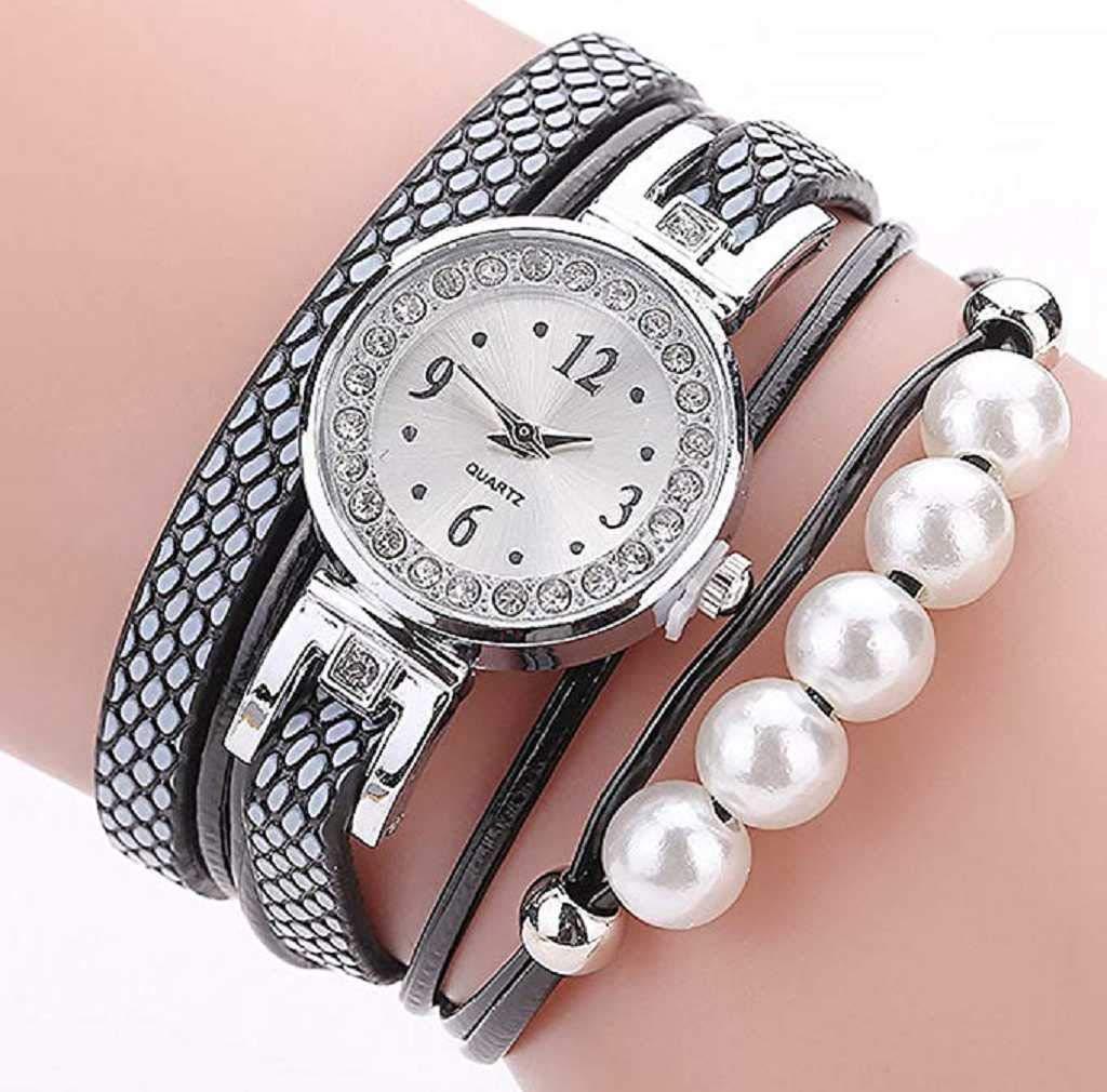 22ba0a5b77b Cheap Black Dial Watches Women
