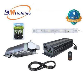 Eonboom Lighting DIY CMH/HPS Bulb 630w CMH Ballast Grow Light Kits Dimmable  For Greenhouse