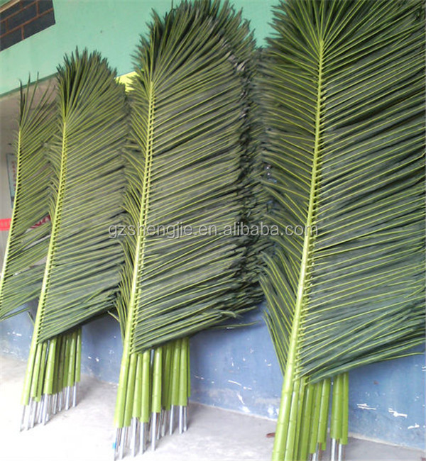 Outdoor Artificial Coconut Tree Leave Palm Tree Leave