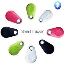 Pet Dog Tracker Finder Smart Bluetooth Tracer GPS Locator Tag Alarm Wallet Key Colors