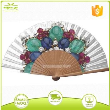 Personalized Folding Wooden Hand Held Fan For Sale Buy Wooden Hand Held Fanhand Fans For Salepersonalized Hand Held Fans Product On Alibabacom