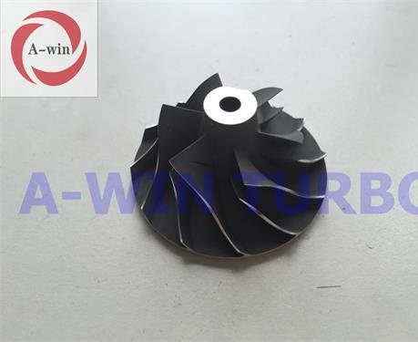 Aluminum Turbochrager Spare Parts Impeller K04 53041232034