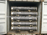 Regular Power Ariti Artificial Graphite Electrode for South America industry With Lower Ash Rate