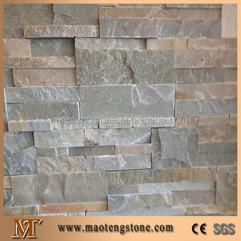 Natural Stone Slate Exterior Wall Stone Cladding Designs - Buy Wall ...