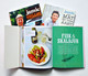 hard cover full color food book printing printed cooking book