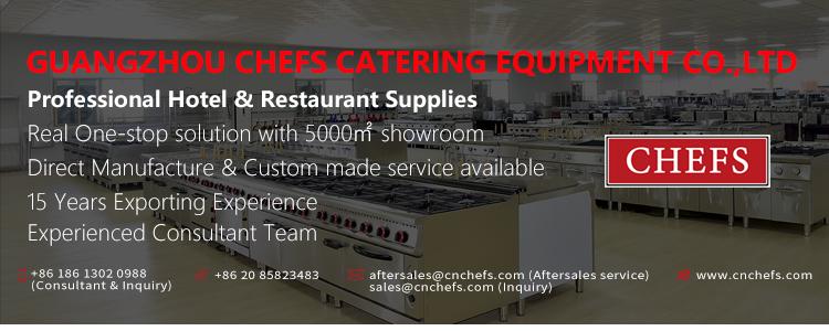 Los CHEFS restaurante japonés cocina suministros y equipo en grandes restaurantes
