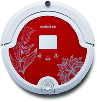 Seebest UL certification robot vacuum cleaner with low waking noise