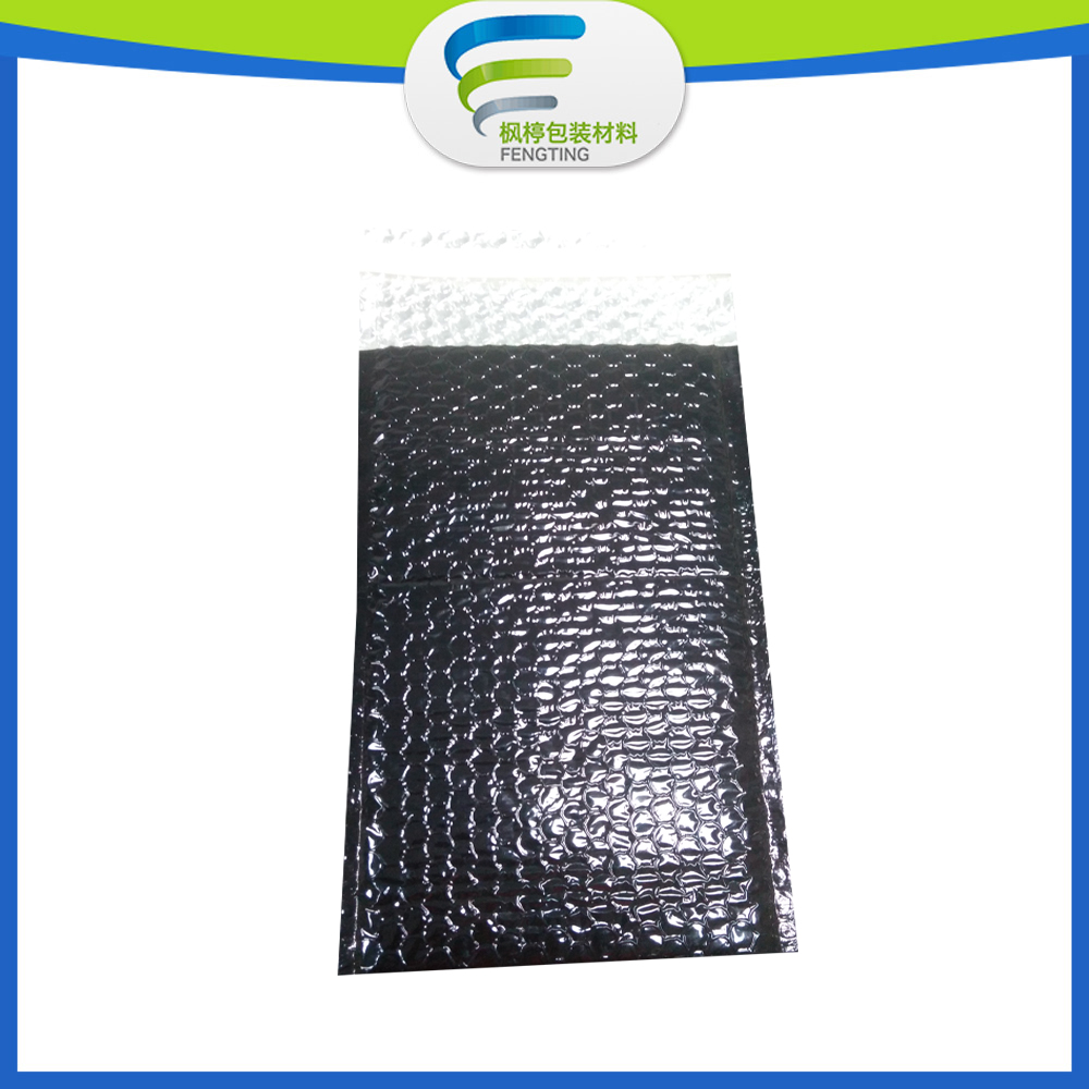 Manufacture logo Printed Metal Inside Construction Esd Shielding bag metal square