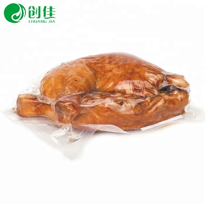 Flexible Clear Plastic Pa Pe Multi Layer Bag Cooked Chicken Vacuum Packed  Pouch - Buy Cooked Chicken Vacuum Packed,Packaging Bag,Packaging Material