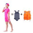 chinese plus big sizes uv sun protection bathing suit child modeling swim wear swimwear for 10 year old micro naughty hot girl