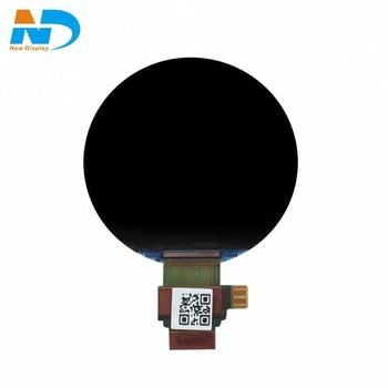 1.5 inch 320*320 Round LCD display