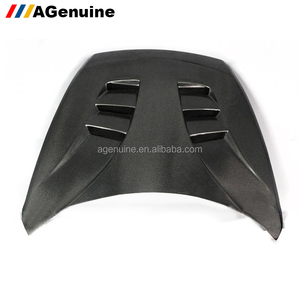 New racing design with air vent 3K carbon fiber engine hood auto parts front bonnet for Mazda RX8