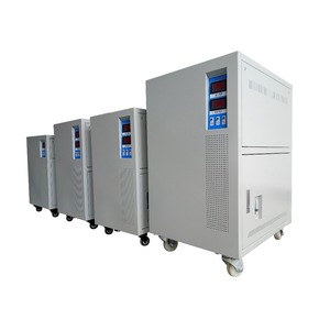 High Performance Copper Wire 6kw Voltage Stabilizer