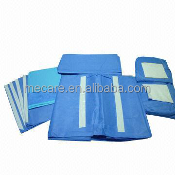 Factory Directly Disposable General Surgical Pack