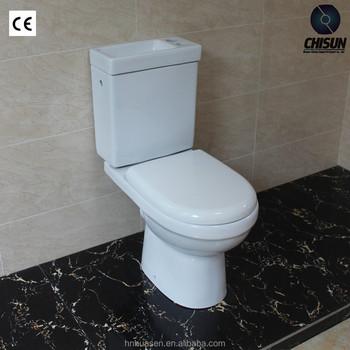Ceramic Toilet And Basin Combination Wash Basin Toilet