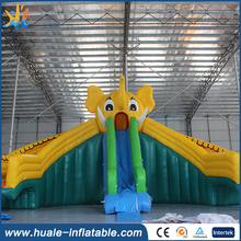 Good quality large inflatable elephant slide for Children Play in Kindergarten