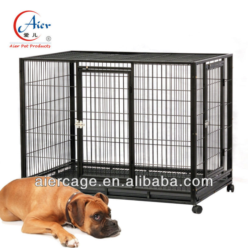 Aier new pet cage house for dog on sale