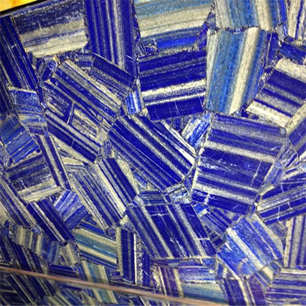 lapis kitchen countertops natural lapis lazuli gemstone slabsblue semi precious stone slab