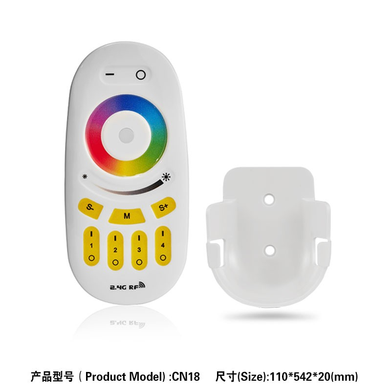 Mutifunctional wireless wifi universal led remote power controller