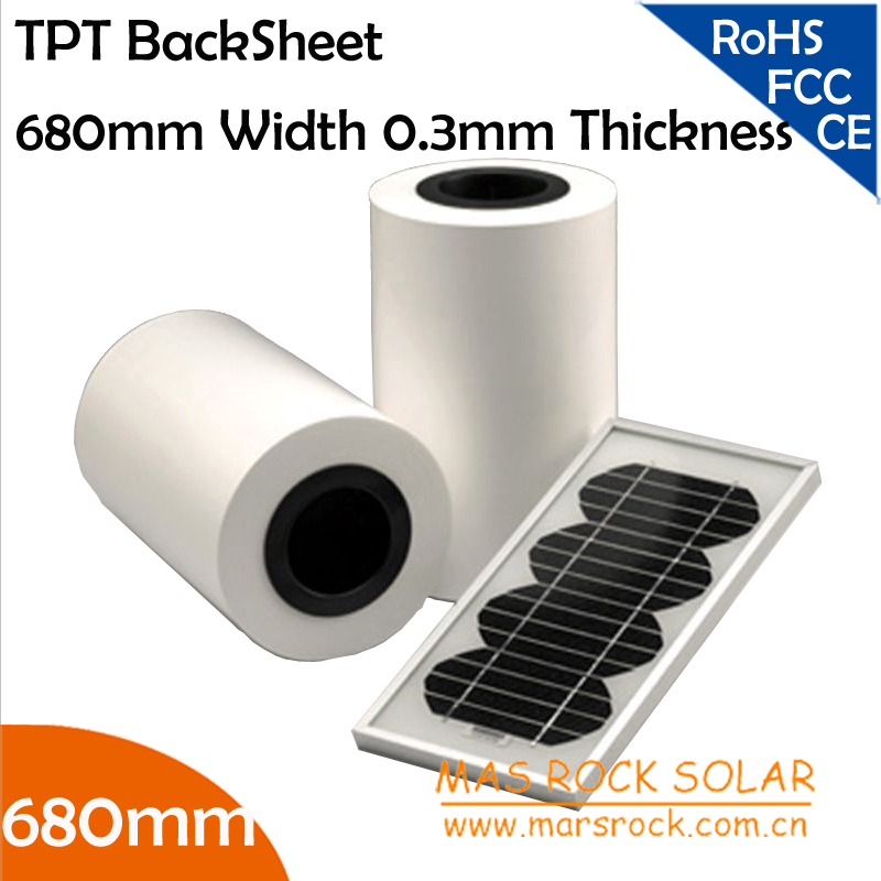 Online Buy Wholesale Tpt Backsheet From China Tpt