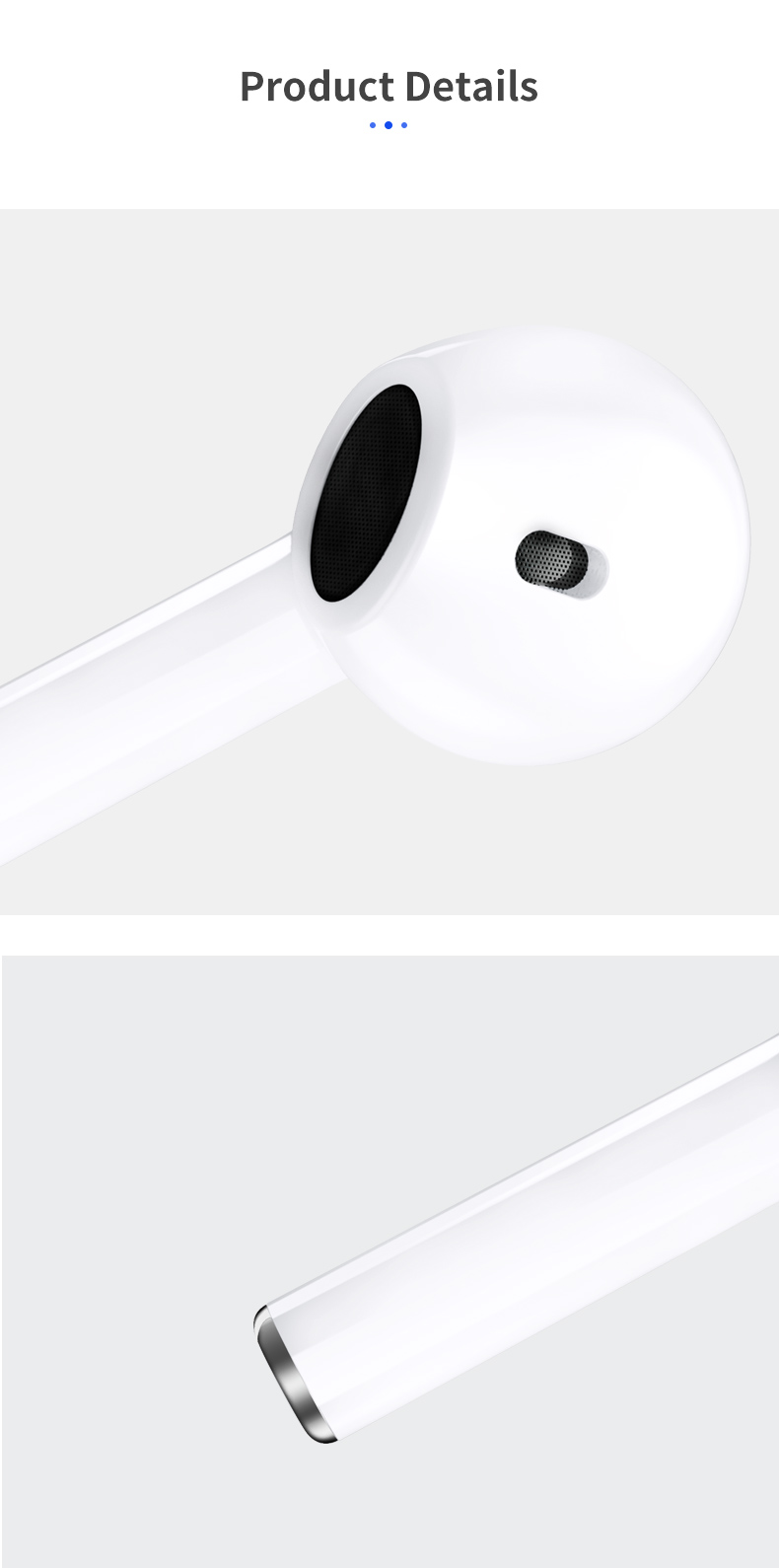 amazon top seller 2018 In-Ear earbuds i7s TWS wireless Headset for Apple iphone8 iphoneX and android phone