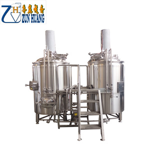 Beer brewing equipment mini brewhouse beer production line 300 litres beer tanks