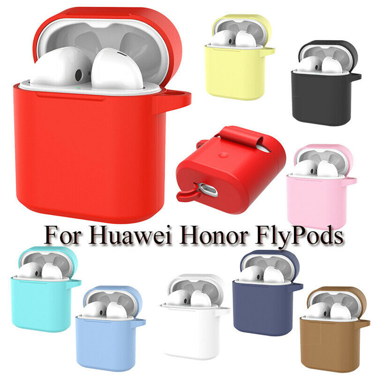 2019 Mini Earphone Charging Case Cover For HuaWei Case TPU Case for Flypods
