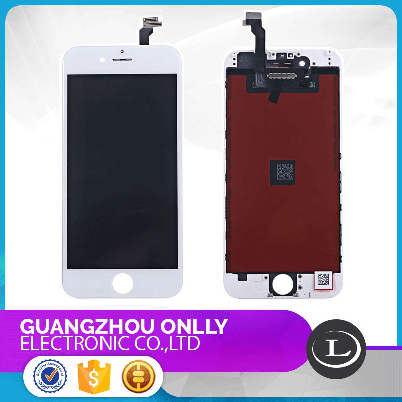 Quality AAA LCD Screen For iPhone 6 plus LCD, Touch glass Display Digitizer Assembly for iphne 6 plus