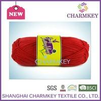 acrylic yarn boucle yarn for hand knitting women hand knitting scarf