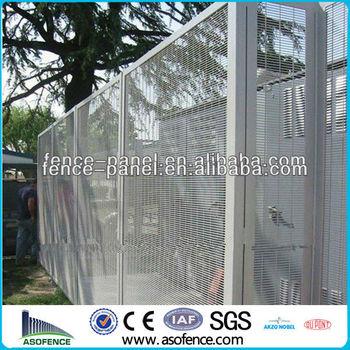machine guard fence