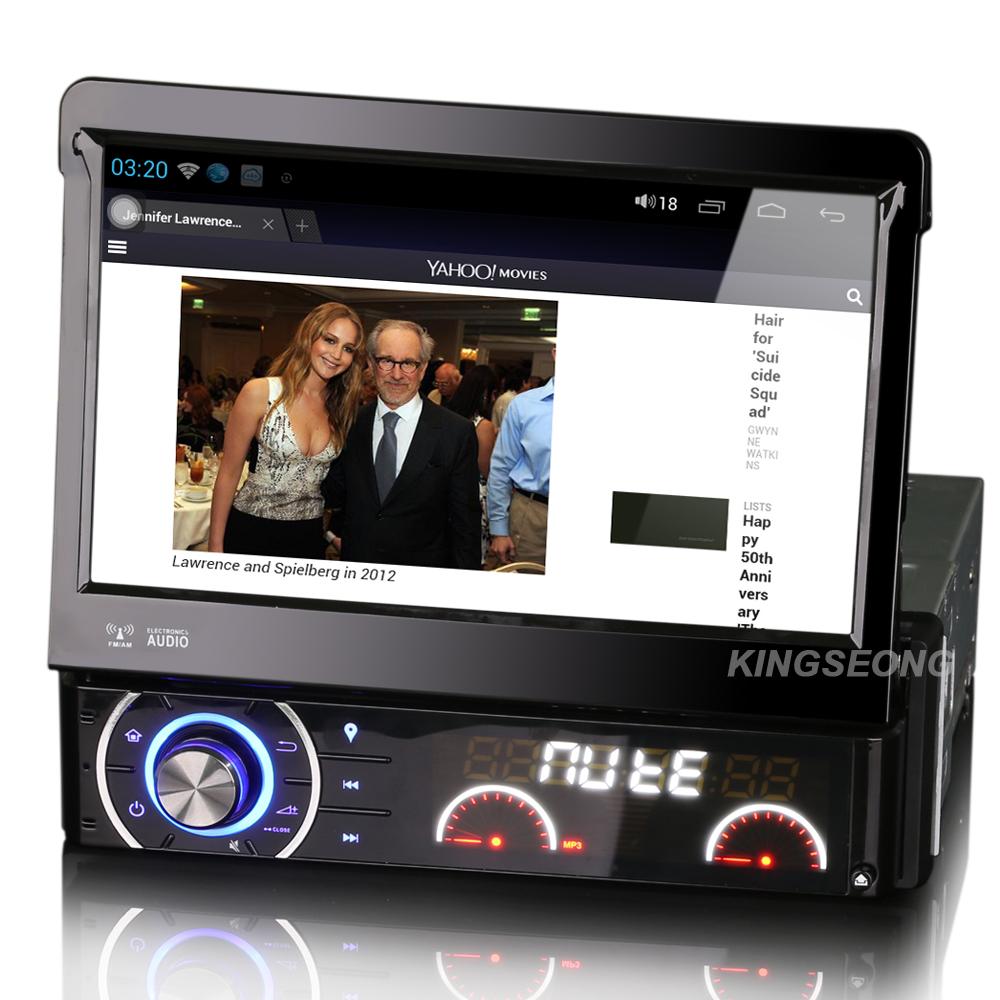 1 din reine android 4 1 auto dvd gps navigator hd 7 iinch autoradio stereo audio wifi 3g ipod tv. Black Bedroom Furniture Sets. Home Design Ideas
