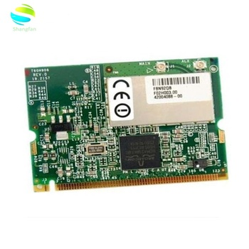 BROADCOM BCM4318 MINI PCI WIRELESS CARD DRIVER FOR WINDOWS DOWNLOAD