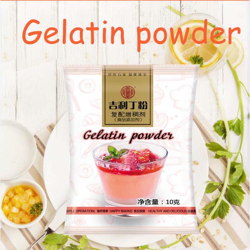High quality fish bone Gelatin powder