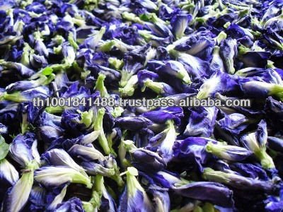 Dried Violet Butterfly Pea Flower Tea for Sale