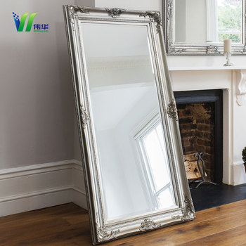 Modern Easy Moving Standing Mirror,Free Standing Mirror In Frame ...