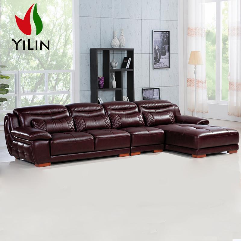 Rozel Leather Sofa Malaysia Living Room L Shape Corner Set Product On Alibaba