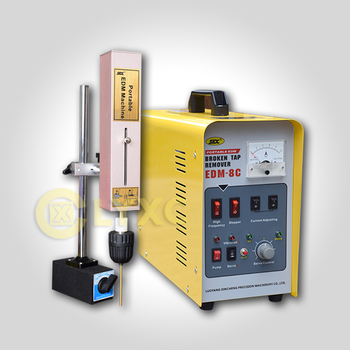 Portable EDM Machine Small Hole Drilling Machine