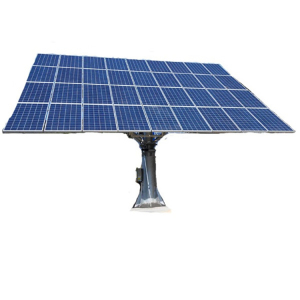 Factory price hot galvanizing 10 kw solar tracker