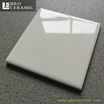4x4 Blanc Brillant Carrelage Mural En Céramique Pour Cuisine Et Salle De  Bain Fabriqué En Chine - Buy Carrelage Mural En Céramique Blanc ...
