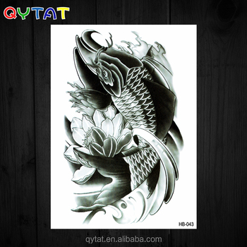 Off Set Printing Water Transfer India Full Colors Temporary Tattoos
