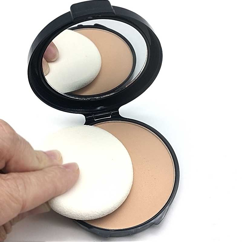 Studio fix face pressed powder soft and gentle mineralize skinfinish contour setting banana color powder palette