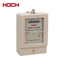 Three Phase Active And Reactive watt meter