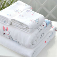 double cloth arts kids towel best quality kids towel