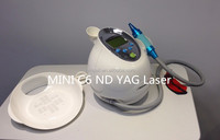 Q Switched YAG Laser Tattoo Removal Equipment