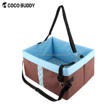 Foldable Pet Dog Booster Car Seat Pet Cage Factory Price